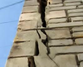 Трещина в стене. Оценка профессионализма специалистов по эксплуатации здания (Часть 2. Трещины и ремонт)