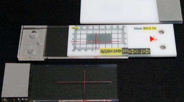 Маяк ЗИ-2.1м - монтажная лента на установочных площадках