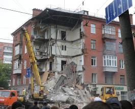 Календарь обрушений жилых зданий на 2015 год