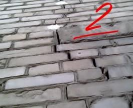 Трещина в стене. Оценка профессионализма специалистов по эксплуатации здания (Часть 1. Критерии оценки)
